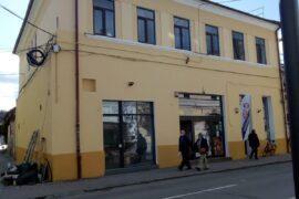 Proiect fațade comerciale – Cluj Napoca